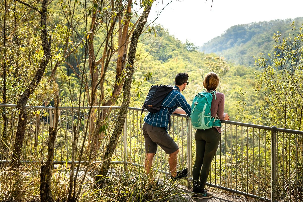People-enjoying-view-queensland