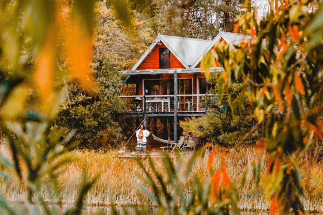 Person-Infront-of-house-Queensland