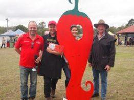 Murphys Creek Chilli, Chocolate and Cheese Festival