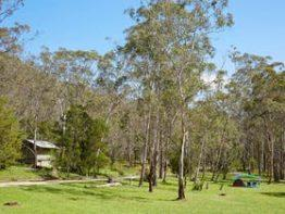 Main Range National Park camping