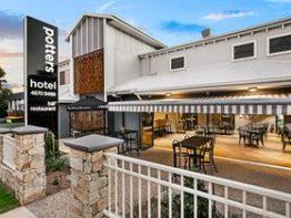 Potters Boutique Hotel Toowoomba