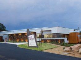 Varias Restaurant and Function Centre at the Queensland College of Wine Tourism