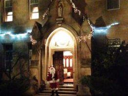 Abbey Boutique Hotel – Christmas in July