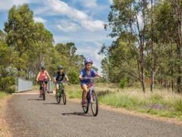 Kingaroy to Kilkivan Rail Trail – South Burnett Section