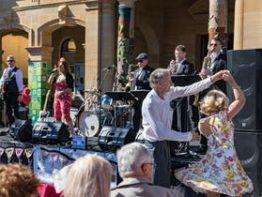 Jumpers and Jazz in July Festival