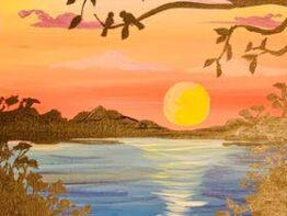 Paint & Sip Art Classes, Wine & Cheese/Chartuterie Platters @ Heritage Estate
