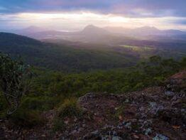 Cunninghams Gap and Spicers Gap, Main Range National Park
