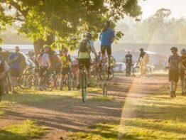 Brisbane Valley Rail Trail Festival of Cycling