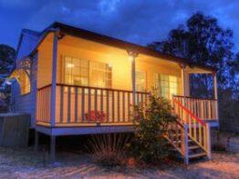 Accommodation Creek Cottages and Sundown View Suites