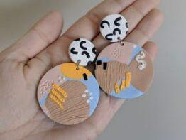 Polymer Clay Earring Workshop