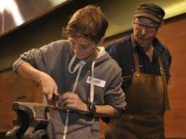 Blacksmithing Teen Workshop