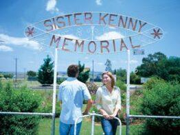 Sister Kenny Memorial, Nobby