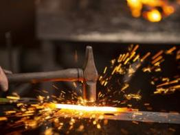 Blacksmithing Basics Workshop (Two Days)