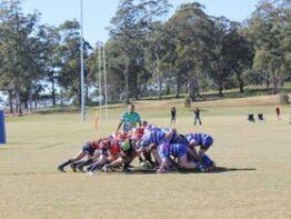 2021 Queensland Rugby Teenage Boys State Championships