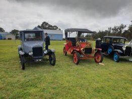 Stanthorpe T Model Ford Car Show