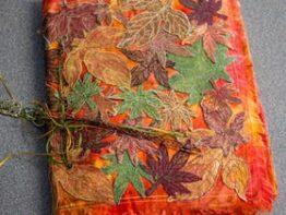 Exhibition: Falling with wings | Warwick Textile Creatives